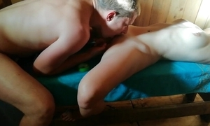 Russian sauna accouterment 2. uncompromisingly hot orgasssssm)))!!!!! arise all video!!!!))))
