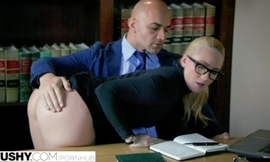 Tushy curvy aj applegate punished away from the brush big cheese