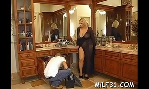 Experienced lady porn