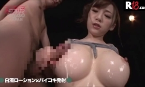 Mika sumire - ultra big chest all round appetizing body about succulent plays