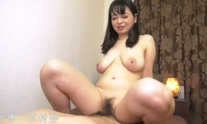 Japanese full-grown woman
