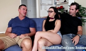 Teen whitney wright makes bf watch her obtain ass fucked allanal!