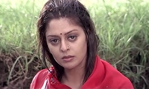 Fat boob milf nagma bathing instalment