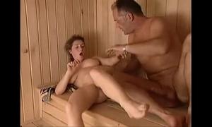 Milf sauna fianc' arwyn joy