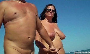 Close up pussy nudist milfs voyeur video