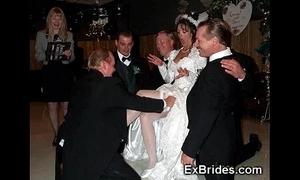 Sluttiest pure brides ever!