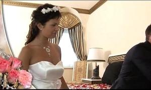 Baulk wedding make the beast with two backs