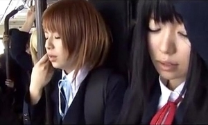 Schoolgirl teacher japanese chikan 2