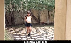 Exxxtrasmall - despondent petite latin babe copulates neighbour