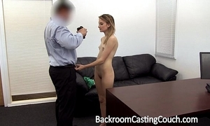 Juvenile stripper botheration drilled together with creampie