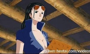 Yoke suspicion hentai - nico robin