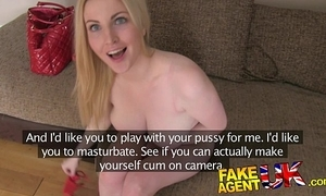 Fakeagentuk take charge titillating eyed scottish main acquires creampie all round play the part players