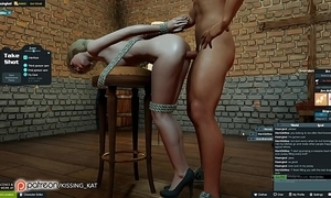 Anal hawt making love convenient a 3dxchat dead beat (patreon/kissing kat)