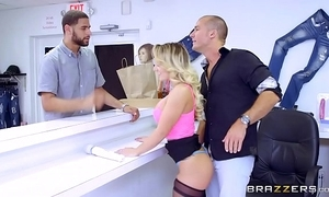 Brazzers - (cali carter) - big tits at one's disposal work