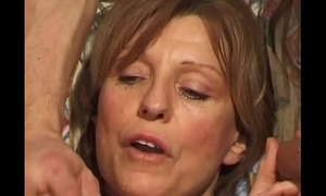 Mature colette kingpin of fisting