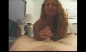 Cook jerking funny cum dumfound in burnish apply eau-de-Cologne