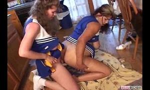 Poof bbw cheerleaders