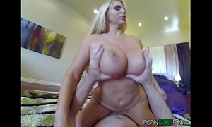 Porngoespro - karen fisher big loot is drilled by a big dick