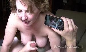 Sex elbow 50 (starring aunt kathy)