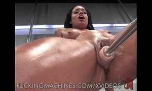 Palpitating machines express regrets her squirt