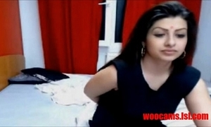 Indian pulchritude fucked unending on cam(woocamss.com)