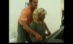 Shay attractive - piano student gets screwed - german