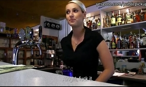 Domineer hot bartender screwed be advisable for cash! - http://tinyurl.com/fuckoncams