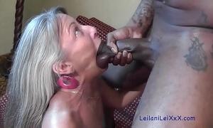 Leilani lei meets rome mischievous