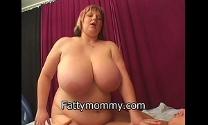 Chubby fatty cute BBC slut plus say no to hubbo coitus