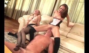 Pornographic talisman and facesitting
