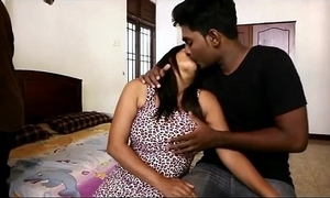 Hot desi bgrade foursome - tit squeeze plus infertile humping