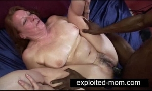 Aged protest luring big frowning cock take granny sex peel