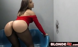 Abella try one's luck bbc anal - gloryhole