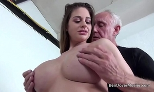 Cathy firmament fucking with older man ben dover